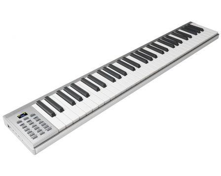 MILES MLS-118 PIANO DIGITALE SILVER