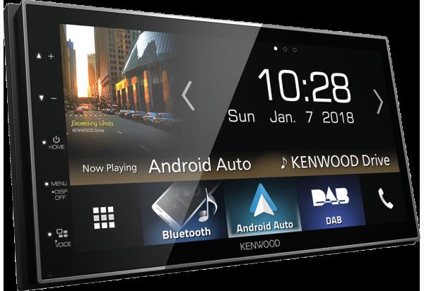 Kenwood DMX 7018DABS