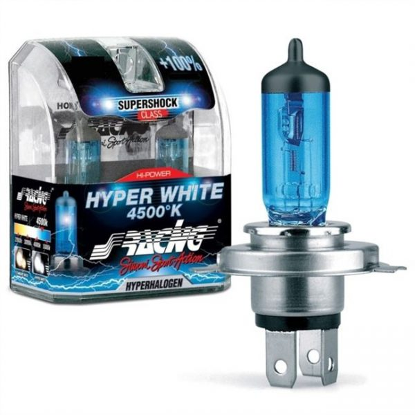 KIT lampade HT7Ultrawhite SIMONI RACING