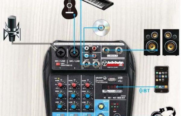 Audiodesign Pro Mixer PAMX1 21UK