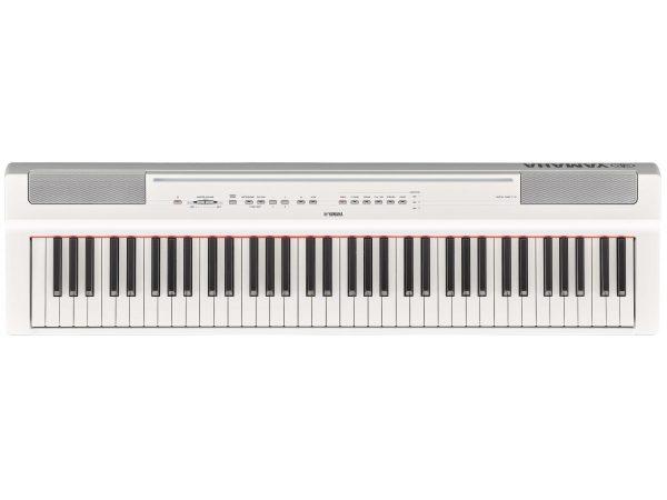 Digital piano YAMAHA P121 WH