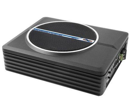 Subwoofer amplificato ultra piatto 250 W Phonocar