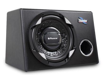 Subwoofer amplificato Watt Max 400 Phonocar