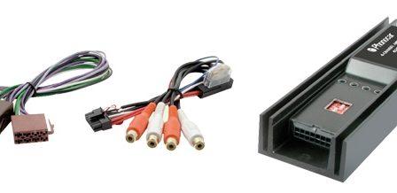 Amplificatore 4 CH 04035 Phonocar