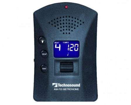 AM703 Metronomo digitale TECHNOSOUND