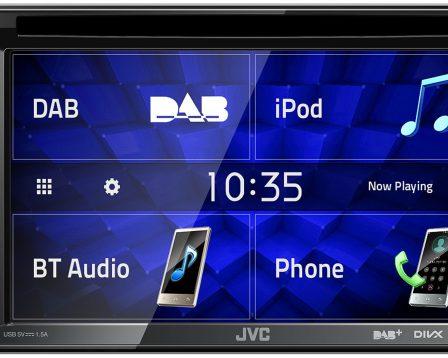 JVC Mobile KW-V255DBT
