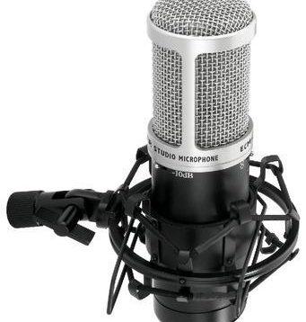 ECM 170 Microfono da studio Img Stage Line
