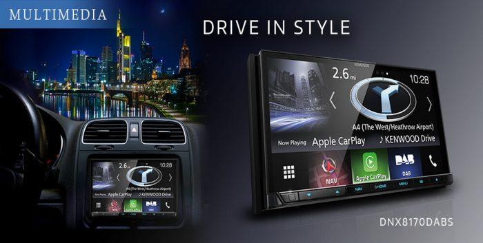 Multimedia & CarPlay
