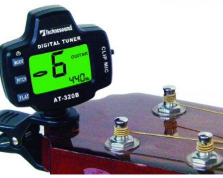 AT320B CLIP/MIC Tuner TECHNOSOUND