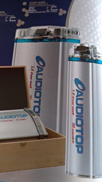Condensatore CAP-1RE Audiotop