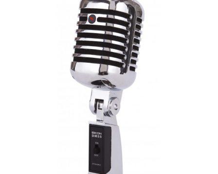 "DM55V2 Microfono "" VINTAGE "" EIKON"