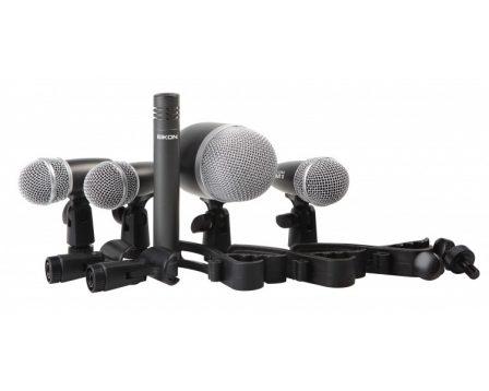 Kit microfoni batteria DMH5XL PROEL