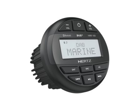 HMR 10 D Radio Dab-Bluetooth-Usb Nautica HERTZ