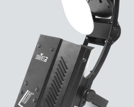 LX10 Chauvet scanner a Led