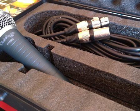 PAM 40 PRO microfono AudiodesignPro