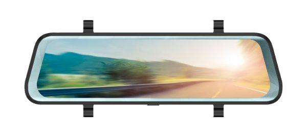"""VM 494 Specchietto 9.7"""" DVR con Retrocamera Phonocar"""