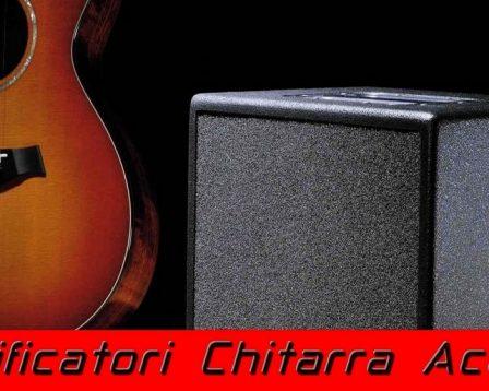 Ampli Chitarra Acustica