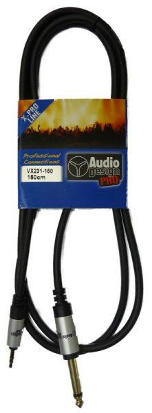 Cavo adattatore X-PRO Line VX230 1.5 AudiodesignPro