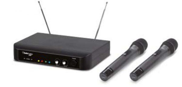 PA MV 15 Radiomicrofoni AudiodesignPro