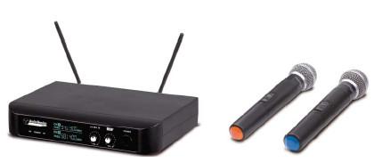 PMU 20 Radiomicrofoni AudiodesignPro