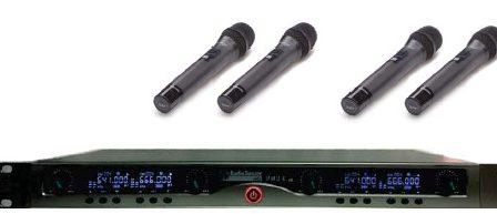 PMU 404 Kit Radiomic AudiodesignPro