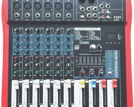 PAMX2.61 Mixer AudiodesignPro
