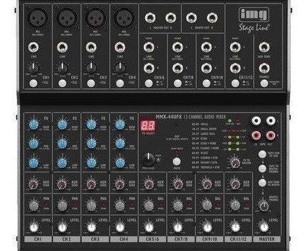 Mixer Usb 44UFX Img Stage Line