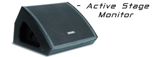 Active Stage Monitor