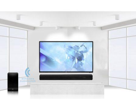 Soundbar-TV