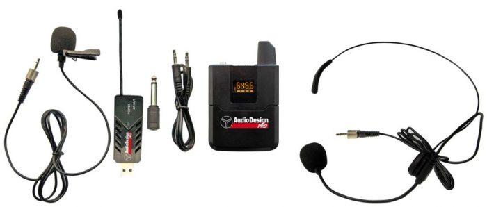 AudiodesignPro PMU Usb 1.1 Wireless