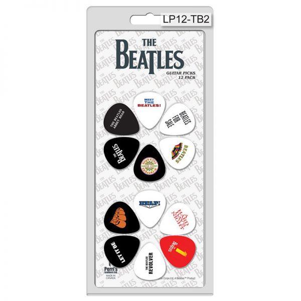PERRI'S LP12-TB2 Conf.12 PLETTRI BEATLES