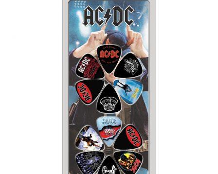 PERRI'S LP12-ACDC1 CONF.12 PLETTRI AC/DC
