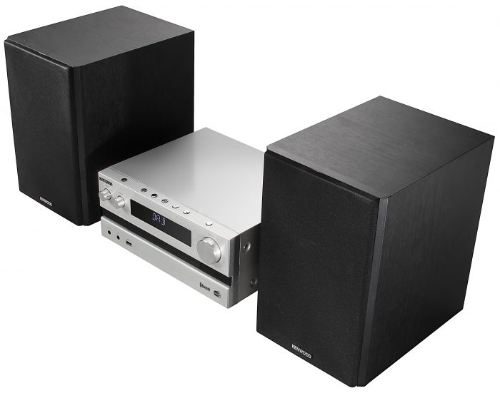 KENWOOD M-918DAB Micro Hi-Fi Bluetooth DAB+