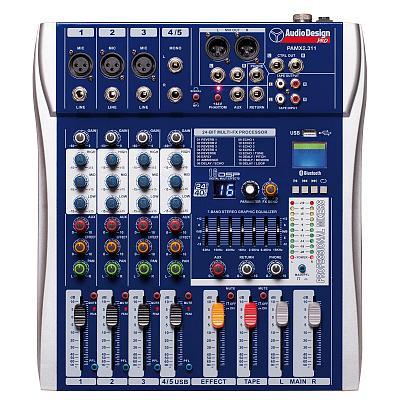 PAMX2 .311 Mixer AUDIODESIGN PRO