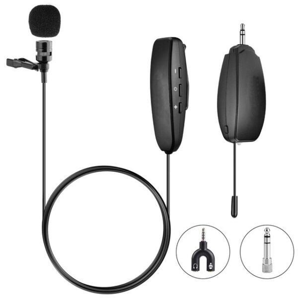 PMU 501 LV Microfono Lavallier con ricevitore a Jack