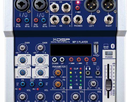 PAMX.231SC Mixer AUDIODESIGN PRO