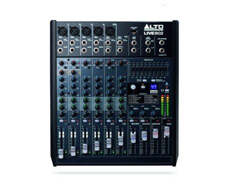 Mixer ALTO PROFESSIONAL – LIVE 802