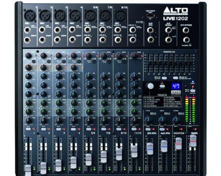 Mixer ALTO PROFESSIONAL – LIVE 1202