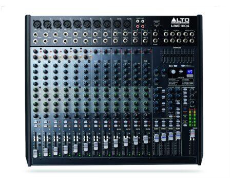 Mixer ALTO PROFESSIONAL – LIVE 1604