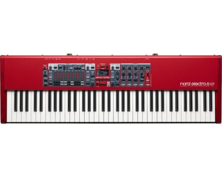 NORD – ELECTRO 6 HP Stage piano