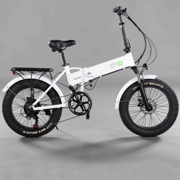 E-bike BOMBER di EMG