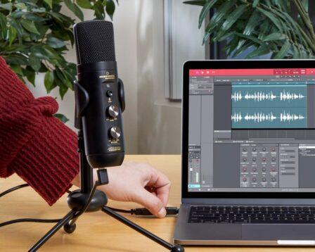 MARANTZ Microfono Professionale MPM-4000U