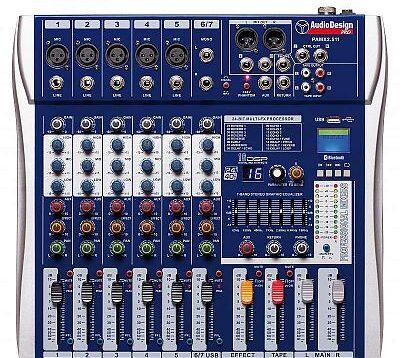 PAMX 2.511  Mixer AudiodesignPro