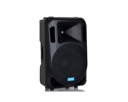 Cassa attiva biamplificata MPE AUDIO  DJ-15AL